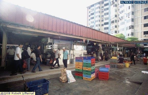 Geylang Serai Market, Hawker Centre