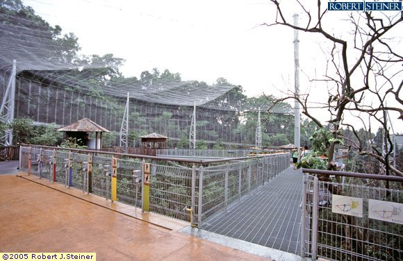 Jurong Bird Park, Covered Place 2