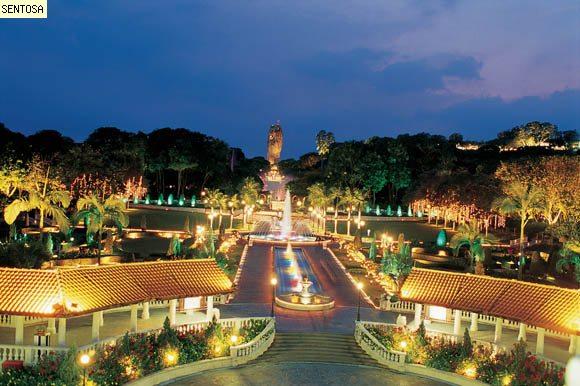 Fountain Garden, Magical Garden