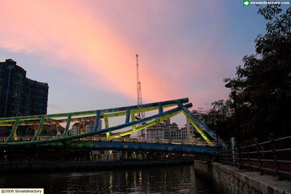 alkaff bridge - photo #37