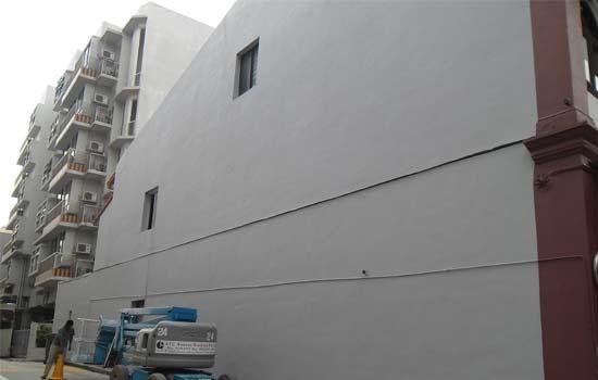 Wall Crack Repair After