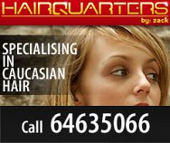 Hairquarters by Zack