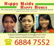 Happy Maids Happy Homes Employment Agency