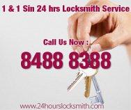 1 & 1 Sin 24 Hrs Locksmith Svcs