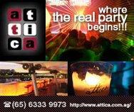 Attica Pte Ltd