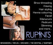 Rupini's Beauty Consultant Pte Ltd