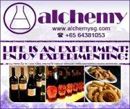 Alchemy Bistro Pte Ltd