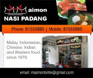 Maimon Nasi Padang Seafood and Catering Services