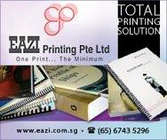 Eazi Printing Pte Ltd