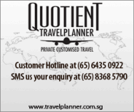 Quotient Travel Planner