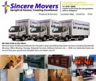 Sincere Movers