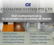 CS Coating System Pte Ltd