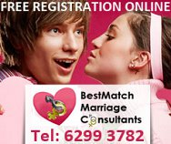BestMatch Marriage Consultants Pte Ltd