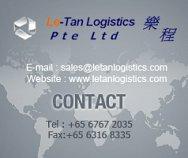 Le-Tan Logistics Pte Ltd