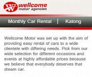 Wellcome Motor Agencies