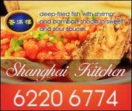 Chinatown Shanghai Kitchen