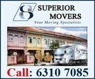 Superior Movers Pte Ltd
