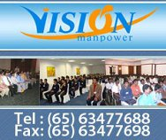 Vision Manpower Pte Ltd