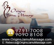 Origins Jamu Massage