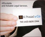 K Prasad & Co.