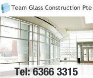 Team Glass Construction Pte Ltd