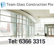 Team Glass Construction Pte Ltd