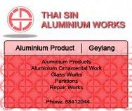 Thai Sin Aluminium