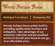 Woody Antique House