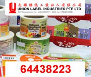 Union Label Industries Pte Ltd