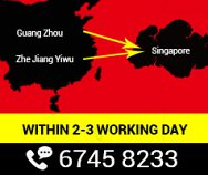 Find Over 123 Logistics Company in Singapore