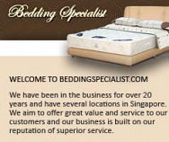 Bedding Specialist