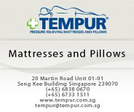 Tempur Singapore Pte Ltd