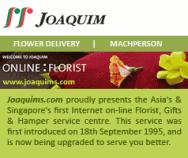 Joaquim Florist & Gifts Pte Ltd