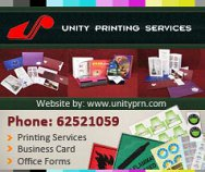 Unity Printing Services