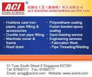 ACI XinXing Industries (S) Pte Ltd
