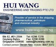 Hui Wang Engineering & Trading Pte Ltd