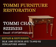 Tommi Antique Restoration