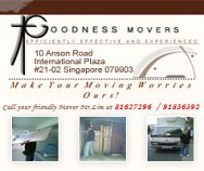 Goodness Movers Pte Ltd