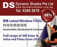 Dynamic Shades Pte Ltd