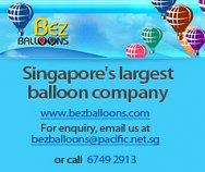 Bez Balloons Pte Ltd