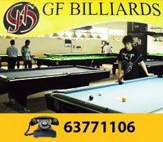 GF Billiards Photos