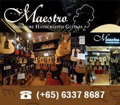 Maestro Guitars Photos