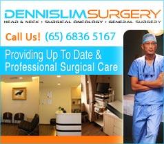 Dennis Lim Surgery Photos