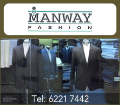Manway Fashion Photos
