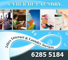 Cyber De Laundry Photos