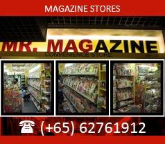 Mr. Magazine Photos