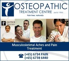 Osteopathic Treatment Centre Photos