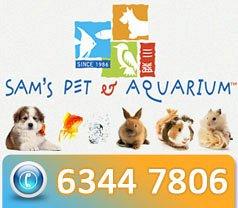 Sam's Pet & Aquarium Pte Ltd Photos