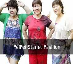 Feifei Starlet Fashion Photos