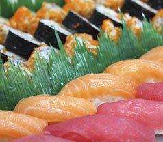 Kinsa Sushi Photos